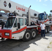 Crane Truck, Crane Services in Cathedral City, CA